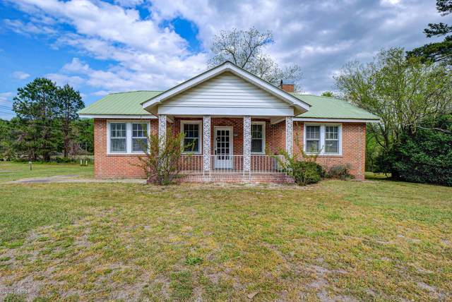 201 N Kinston Boulevard, Pink Hill, NC 28572 (MLS #100215773) :: Courtney Carter Homes