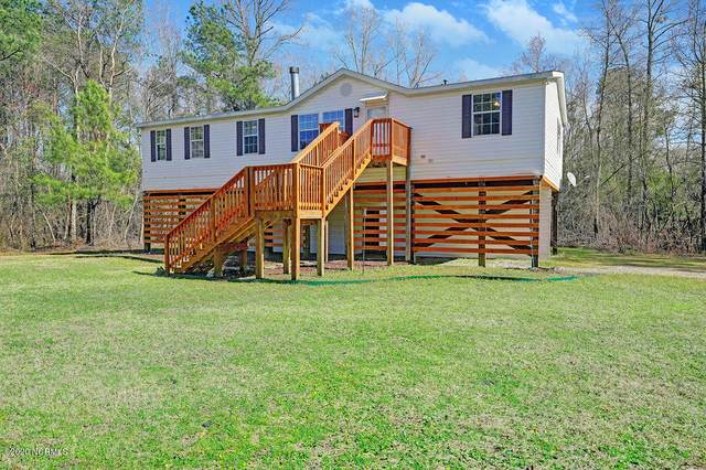 718 Cape Fear Drive, Burgaw, NC 28425 (MLS #100215822) :: The Keith Beatty Team