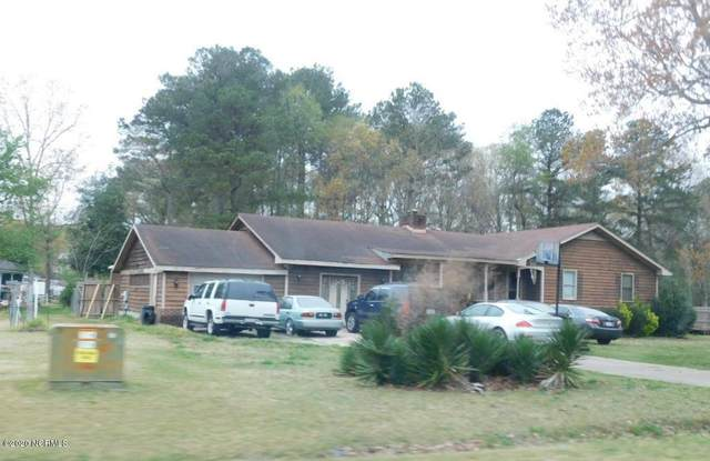 203 Earl Drive, Goldsboro, NC 27530 (MLS #100215847) :: The Keith Beatty Team
