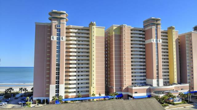 2701 S Ocean Boulevard #1409, North Myrtle Beach, SC 29582 (MLS #100215866) :: The Cheek Team