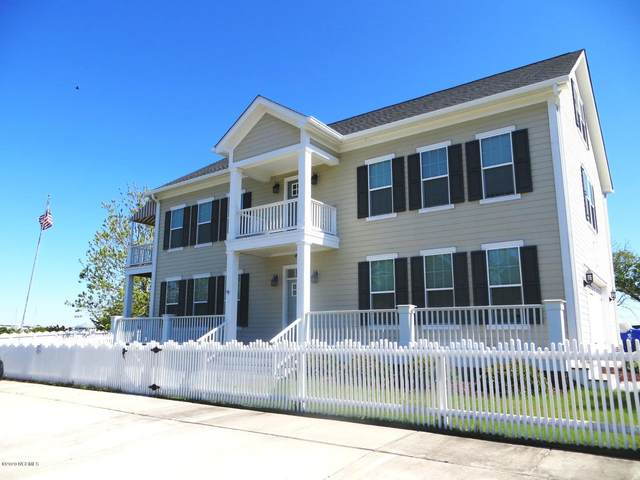 301 Pine Street, Beaufort, NC 28516 (MLS #100215927) :: Frost Real Estate Team
