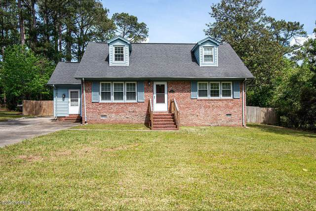 106 Mike Loop Road, Jacksonville, NC 28546 (MLS #100215969) :: RE/MAX Essential