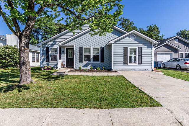3002 Steeple Chase Court, Jacksonville, NC 28546 (MLS #100216005) :: Barefoot-Chandler & Associates LLC