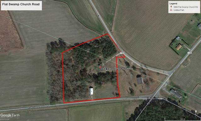 2015 Flat Swamp Church Road, Robersonville, NC 27871 (MLS #100216071) :: The Keith Beatty Team