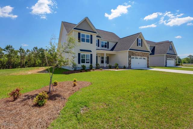110 Heron Watch Drive, Hubert, NC 28539 (MLS #100216174) :: Coldwell Banker Sea Coast Advantage