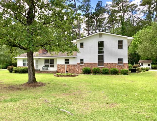 3595 Red Hill Road, Whiteville, NC 28472 (MLS #100216223) :: The Keith Beatty Team