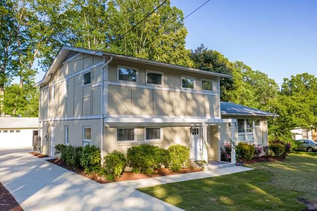 4512 Drexel Drive, Raleigh, NC 27609 (MLS #100216277) :: Courtney Carter Homes