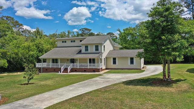 103 Phillips Landing Drive, Morehead City, NC 28557 (MLS #100216282) :: RE/MAX Elite Realty Group