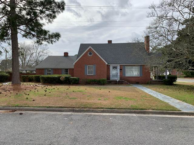1510 Holman Street, Kinston, NC 28501 (MLS #100216308) :: CENTURY 21 Sweyer & Associates