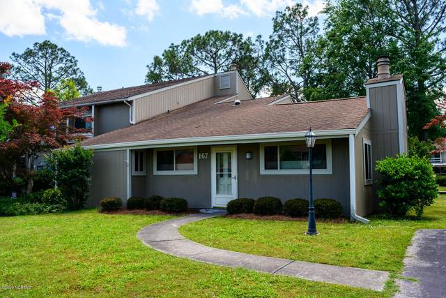 167 Quarterdeck Townes, New Bern, NC 28562 (MLS #100216338) :: The Keith Beatty Team