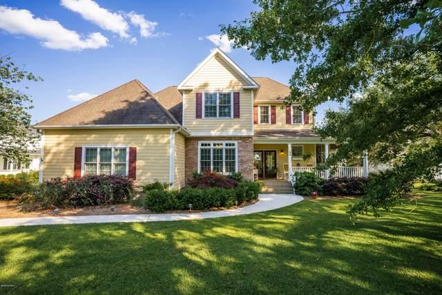 105 Salt Marsh Lane, Hampstead, NC 28443 (MLS #100216428) :: Berkshire Hathaway HomeServices Hometown, REALTORS®