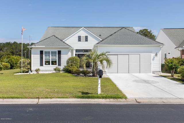 990 Meadowlands Trail, Calabash, NC 28467 (MLS #100216513) :: Frost Real Estate Team