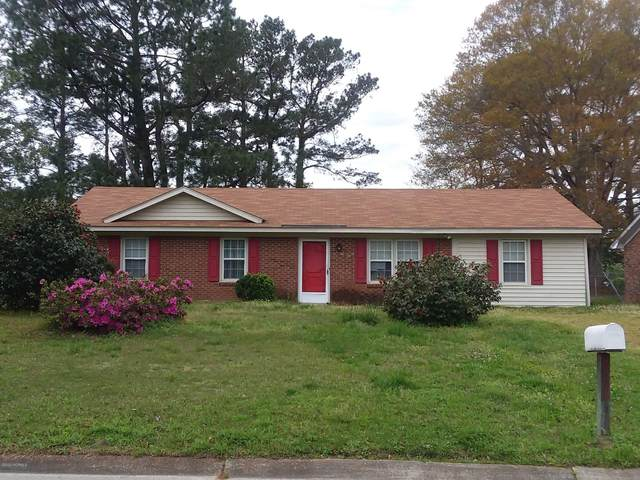 1506 Farmgate Road, Kinston, NC 28504 (MLS #100216519) :: Courtney Carter Homes
