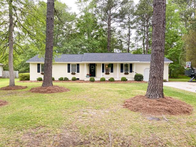 3803 Canterbury Road, Trent Woods, NC 28562 (MLS #100216622) :: The Keith Beatty Team