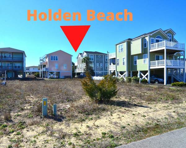 122 Carolina Avenue, Holden Beach, NC 28462 (MLS #100216656) :: Carolina Elite Properties LHR