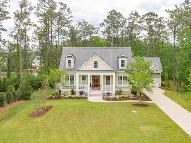 140 Oyster Point Road, Oriental, NC 28571 (MLS #100216696) :: Frost Real Estate Team