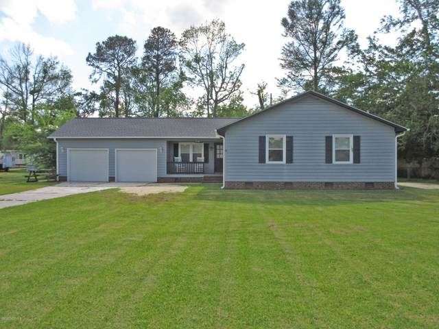 302 Yaupon Drive, Cape Carteret, NC 28584 (MLS #100216708) :: RE/MAX Essential