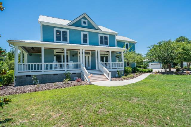 3498 Scupper Run SE, Southport, NC 28461 (MLS #100216727) :: The Tingen Team- Berkshire Hathaway HomeServices Prime Properties