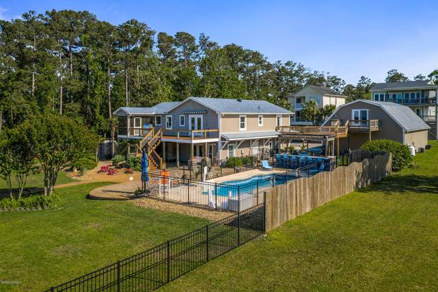 401 NE 52nd Street, Oak Island, NC 28465 (MLS #100216737) :: RE/MAX Essential