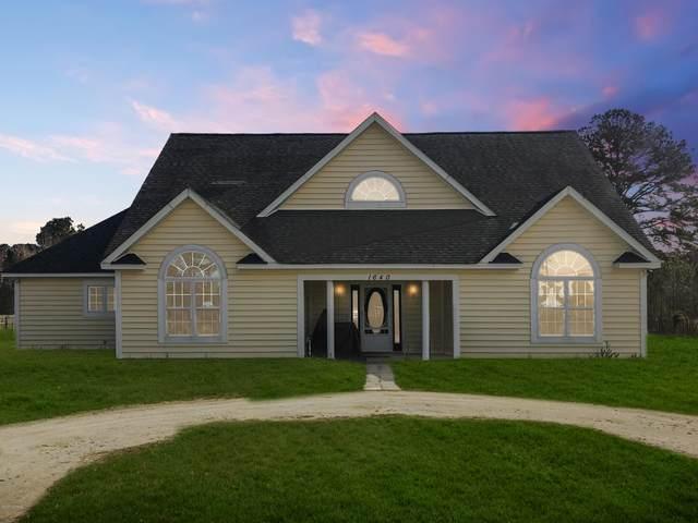 1640 White Oak River Road, Maysville, NC 28555 (MLS #100216763) :: RE/MAX Elite Realty Group