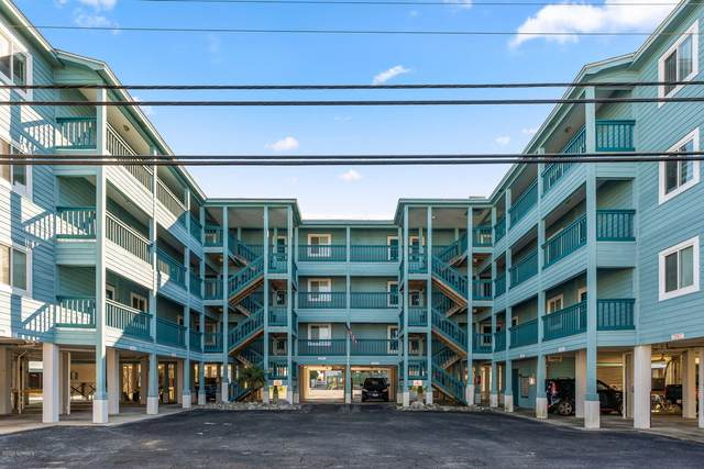 1404 Canal Drive #16, Carolina Beach, NC 28428 (MLS #100216779) :: The Oceanaire Realty