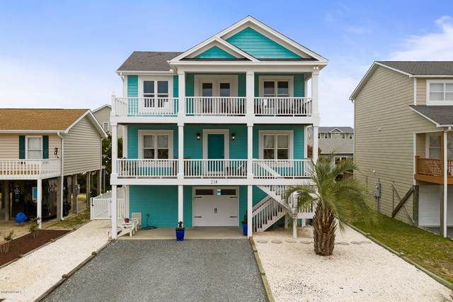 218 Brunswick Avenue W, Holden Beach, NC 28462 (MLS #100216791) :: Carolina Elite Properties LHR