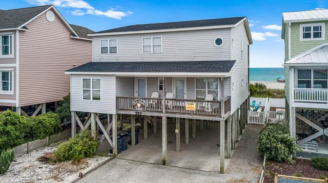 557 Ocean Boulevard W, Holden Beach, NC 28462 (MLS #100216827) :: Carolina Elite Properties LHR