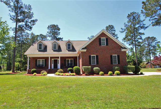 110 Nyon Road, New Bern, NC 28562 (MLS #100216837) :: David Cummings Real Estate Team