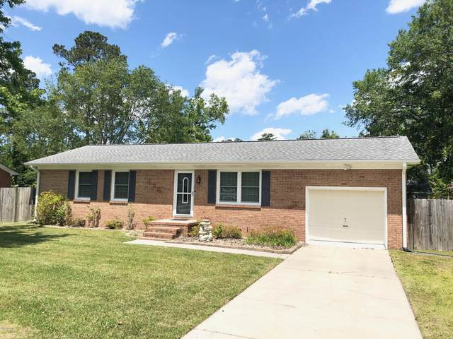112 Craven Drive, Havelock, NC 28532 (MLS #100216992) :: Barefoot-Chandler & Associates LLC