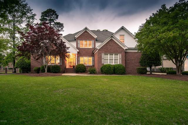 718 Cromwell Drive, Greenville, NC 27858 (MLS #100216999) :: Lynda Haraway Group Real Estate