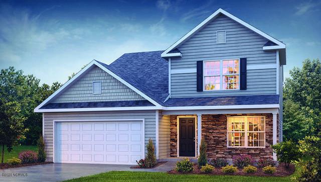 346 Tina Mae Drive, Vanceboro, NC 28586 (MLS #100217019) :: David Cummings Real Estate Team