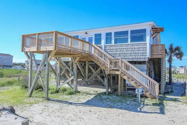 4911 E Beach Drive, Oak Island, NC 28465 (MLS #100217121) :: Courtney Carter Homes