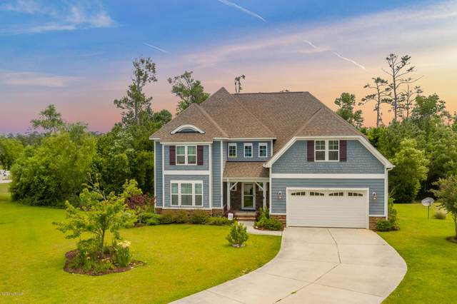 100 Sweet Grass Trail, Cedar Point, NC 28584 (MLS #100217133) :: The Keith Beatty Team