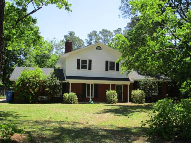 1702 Lake Drive, Laurinburg, NC 28352 (MLS #100217238) :: The Keith Beatty Team