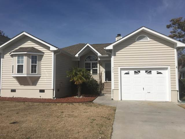 426 Emerald Circle, Emerald Isle, NC 28594 (MLS #100217274) :: RE/MAX Elite Realty Group
