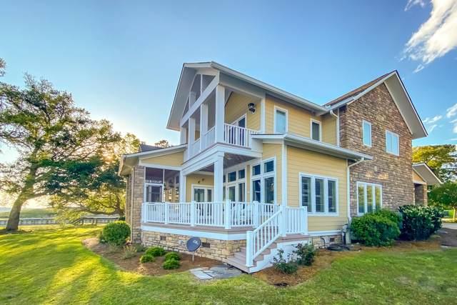 875 Country Club Drive, Minnesott Beach, NC 28510 (MLS #100217315) :: RE/MAX Essential