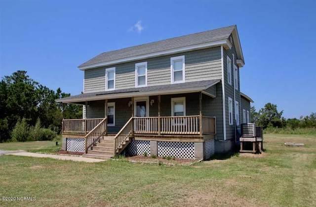 101 Roper Lane, Engelhard, NC 27824 (MLS #100217332) :: Courtney Carter Homes