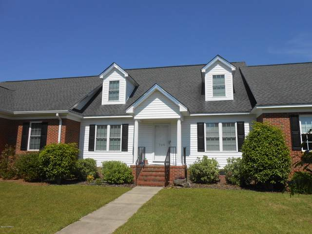 709 Amberleaf Drive, Lumberton, NC 28358 (MLS #100217364) :: Lynda Haraway Group Real Estate