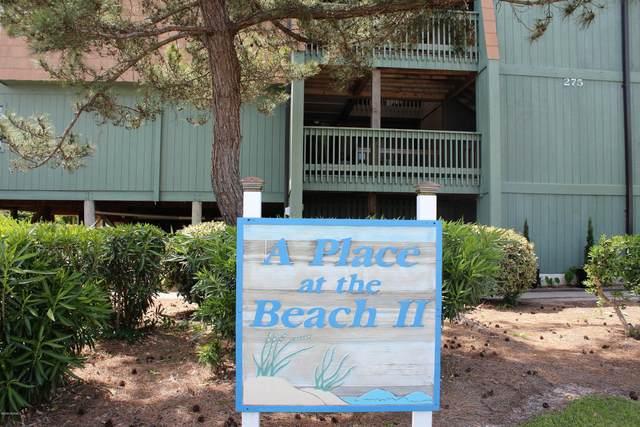 275 W First Street 1K, Ocean Isle Beach, NC 28469 (MLS #100217444) :: The Keith Beatty Team