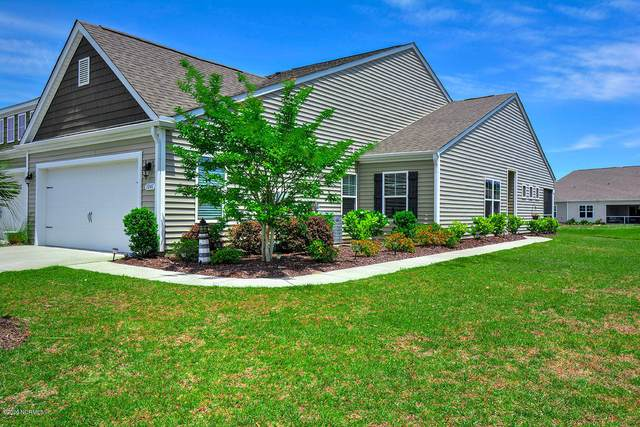 1041 Chadsey Lake Drive, Carolina Shores, NC 28467 (MLS #100217455) :: The Keith Beatty Team