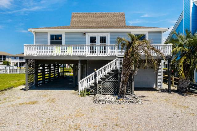 118 Burlington Street, Holden Beach, NC 28462 (MLS #100217457) :: Carolina Elite Properties LHR