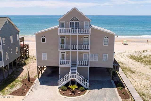 406 New River Inlet Road, North Topsail Beach, NC 28460 (MLS #100217475) :: Stancill Realty Group