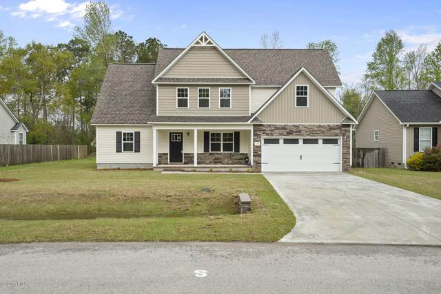 106 Heron Watch Drive, Hubert, NC 28539 (MLS #100217478) :: Courtney Carter Homes