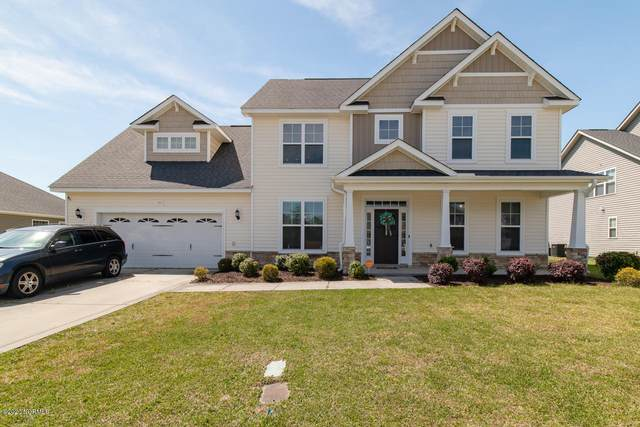 322 Sonoma Road, Jacksonville, NC 28546 (MLS #100217481) :: Frost Real Estate Team