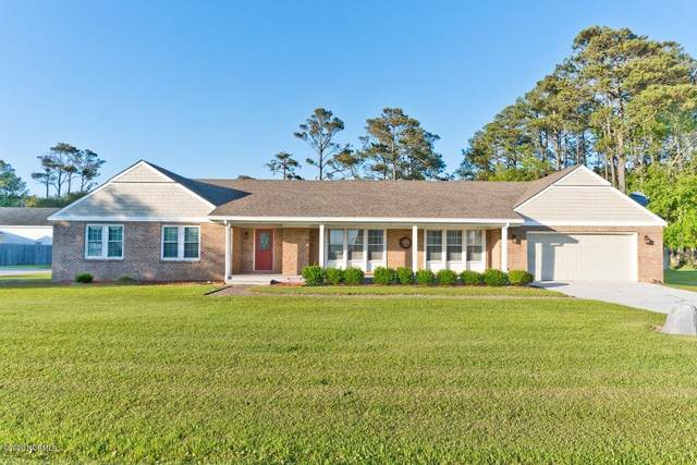 234 Rudolph Drive, Beaufort, NC 28516 (MLS #100217526) :: RE/MAX Essential