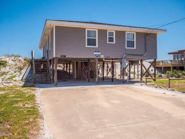 1215 Ocean Boulevard, Topsail Beach, NC 28445 (MLS #100217533) :: Castro Real Estate Team