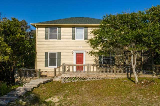 104 Jackson Avenue, Emerald Isle, NC 28594 (MLS #100217561) :: RE/MAX Elite Realty Group