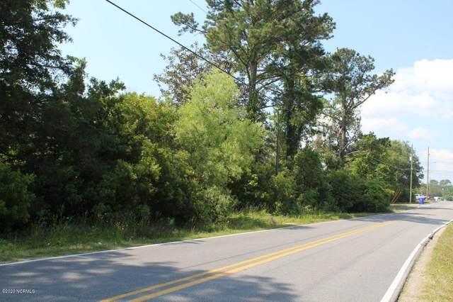Lot 95r Silver Lake Road, Wilmington, NC 28409 (MLS #100217585) :: The Keith Beatty Team