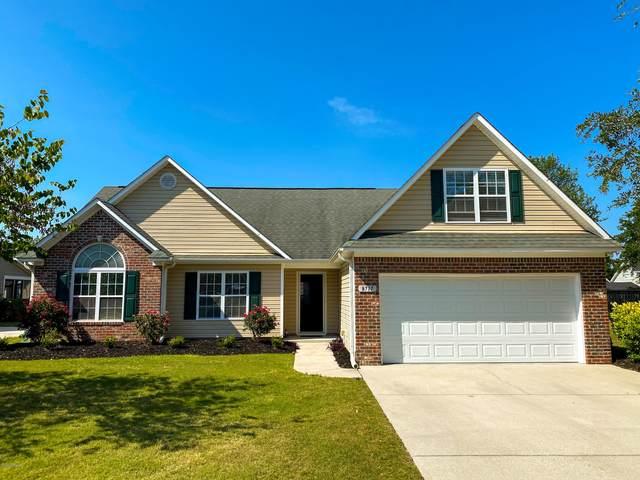 8717 Plantation Landing Drive, Wilmington, NC 28411 (MLS #100217605) :: RE/MAX Essential
