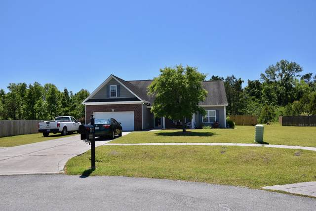 101 Moonstone Court, Jacksonville, NC 28546 (MLS #100217640) :: RE/MAX Elite Realty Group
